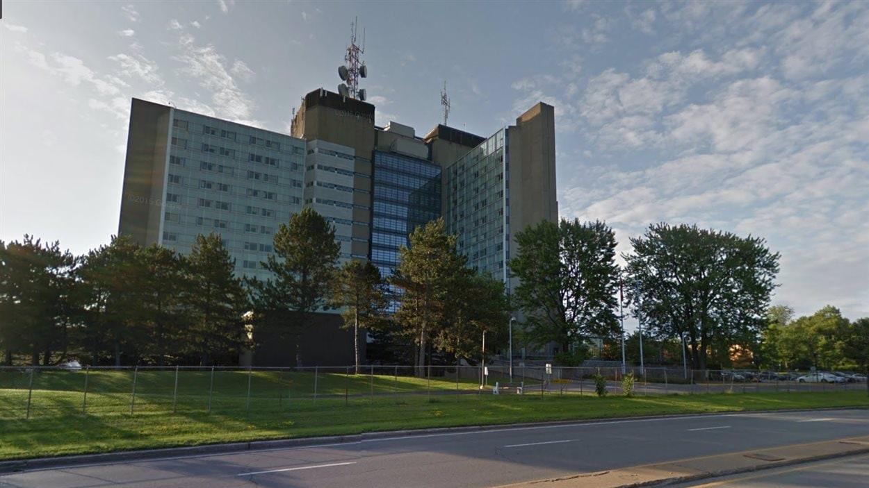 L'Hôpital Sainte-Anne