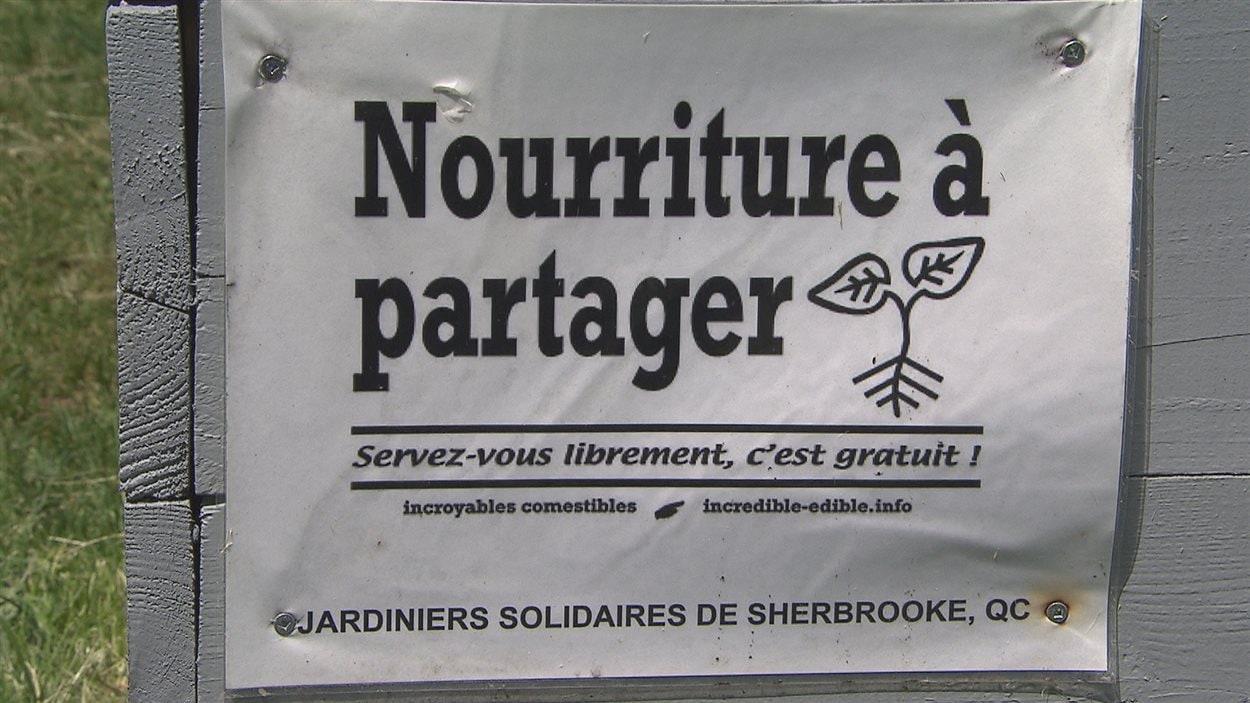 Les Jardiniers solidaires de Sherbrooke