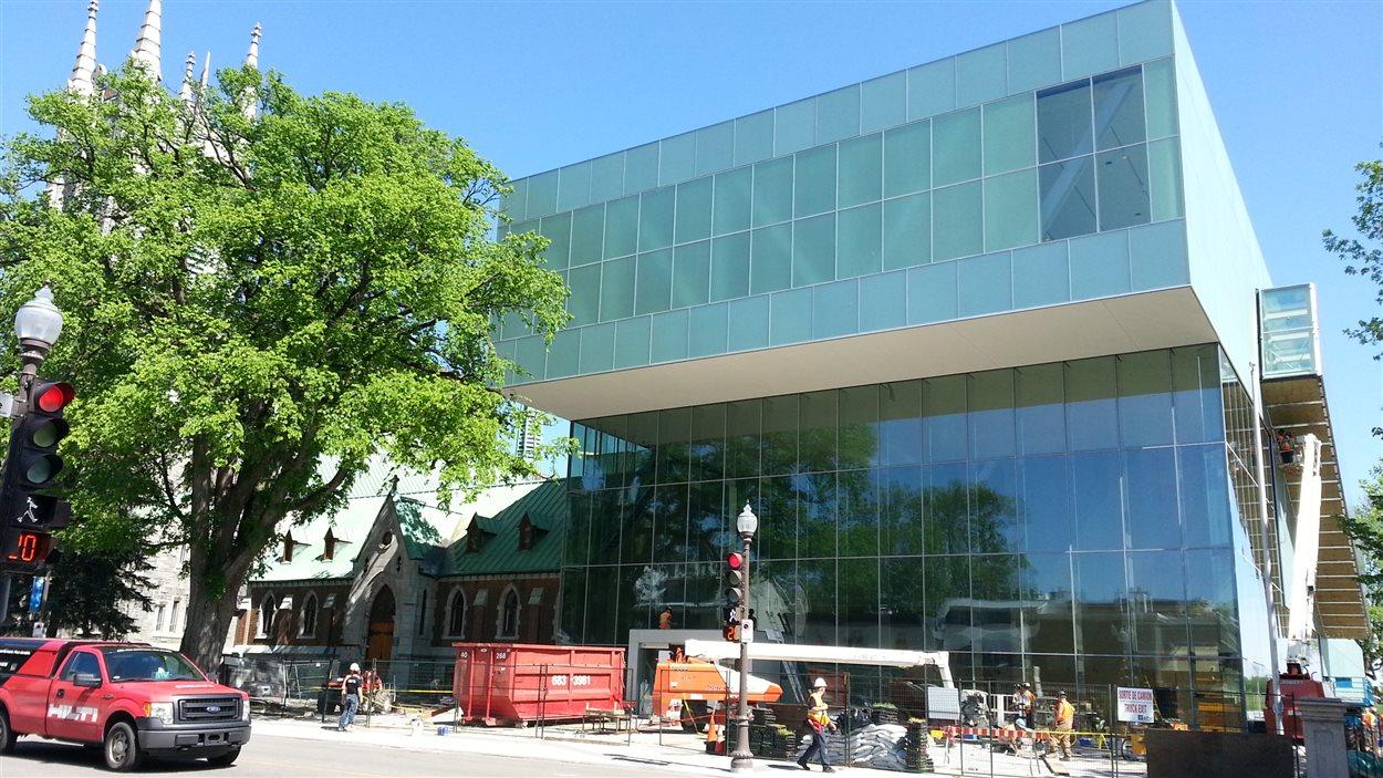 Le nouveau pavillon Pierre Lassonde ouvrira ses portes le 24 juin.