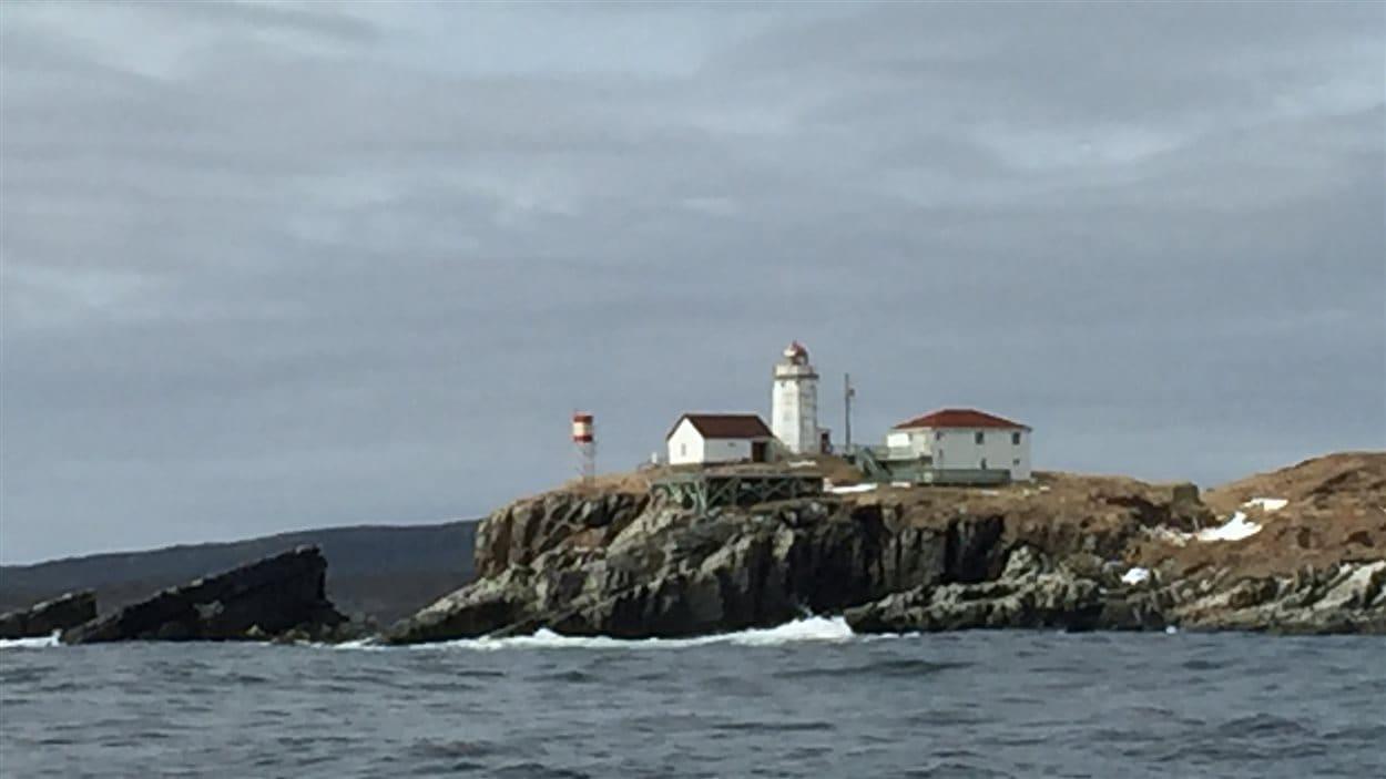 Un phare à Terre-Neuve