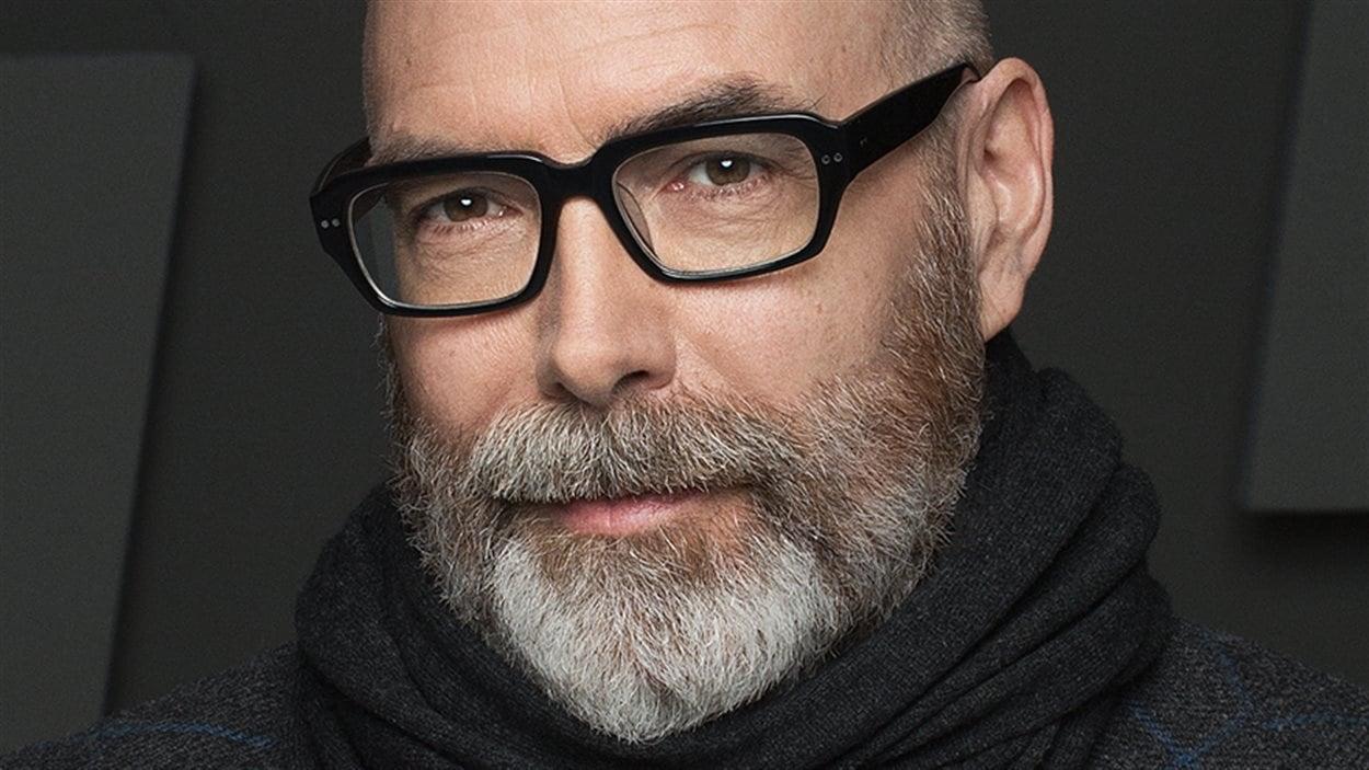 L'auteur Hugo Léger