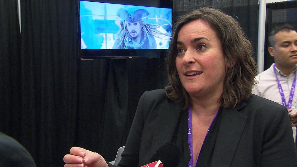 Chloë Grysole, directrice générale de Cinesite Studios
