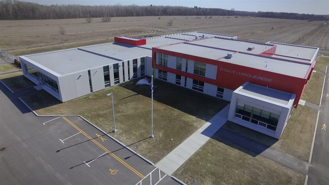 L'école de l'Espace-Jeunesse à Joliette