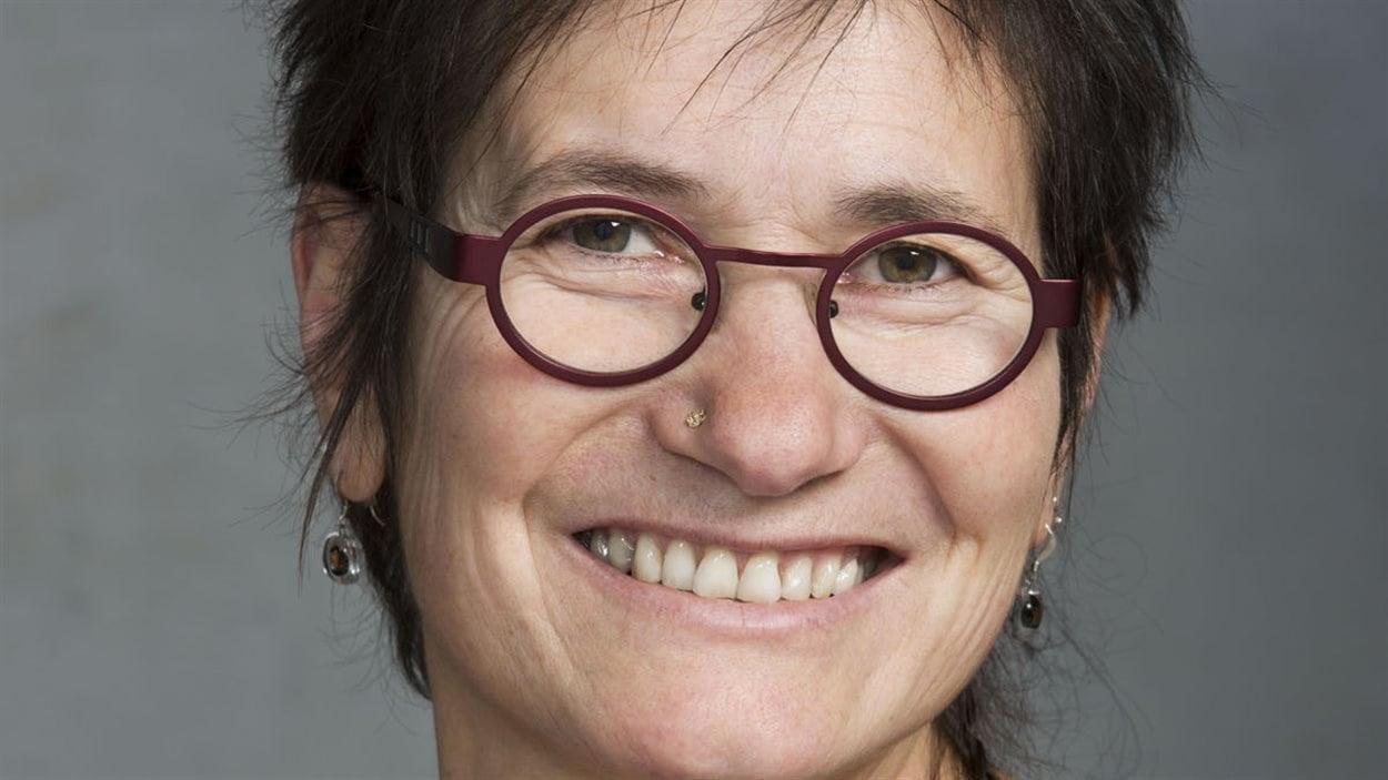 L'auteure Marie Clark