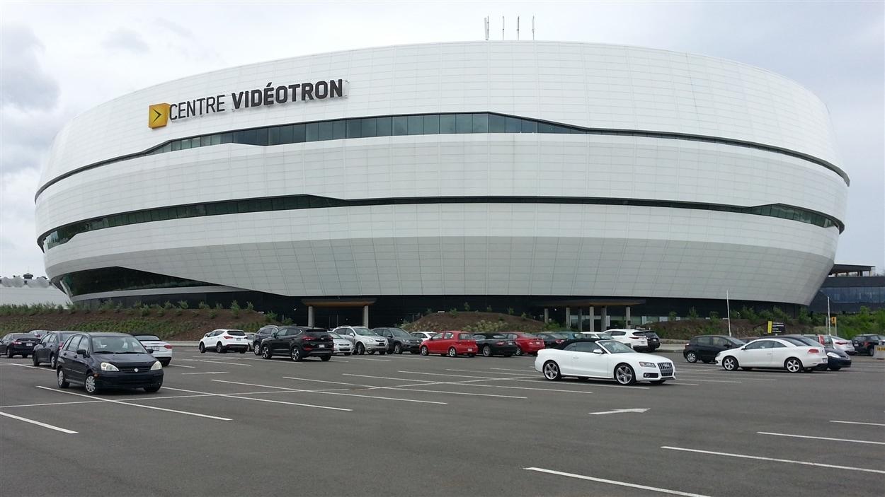 Le Centre Vidéotron