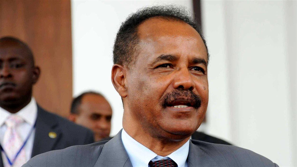 Le président Issayas Afewerki règne sans partage sur l'Érythrée depuis que le pays a déclaré son indépendance, en 1993.
