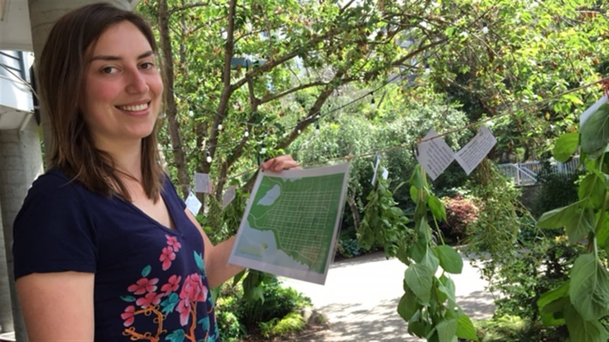 Susanna Millar, la jardinière de la Gordon Neighbourhood House