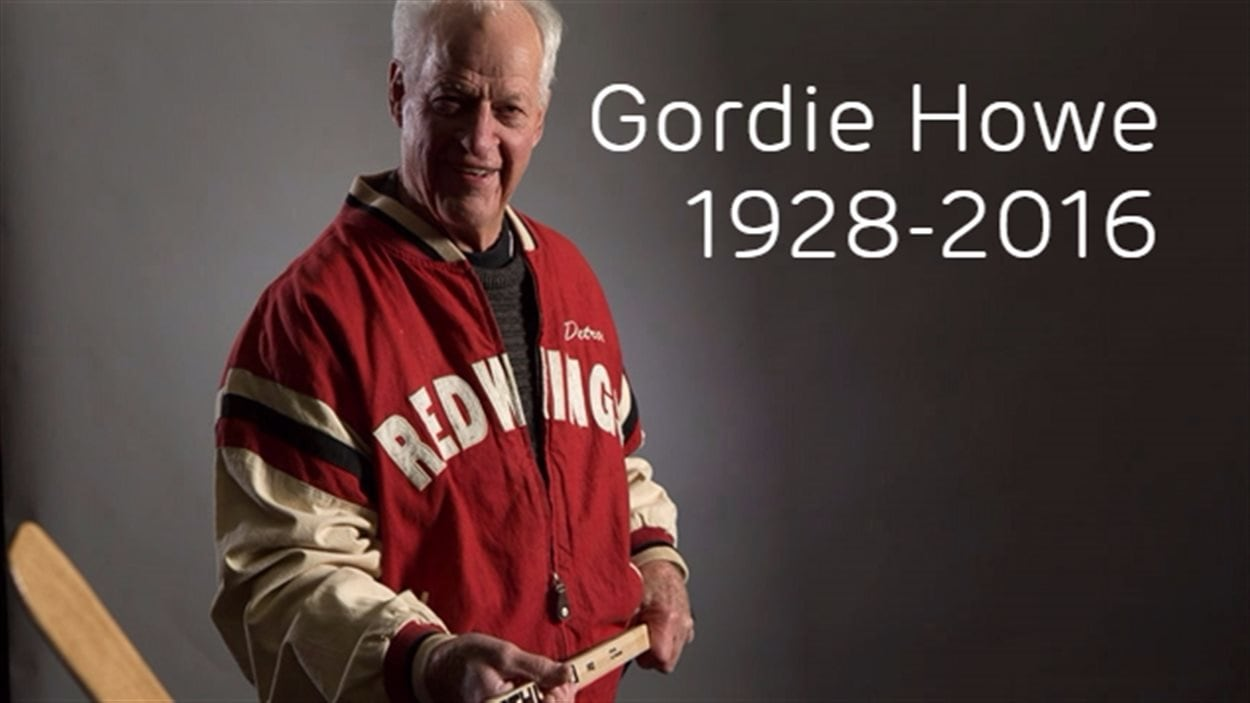 Gordie Howe s'éteint à l'âge de 88 ans.