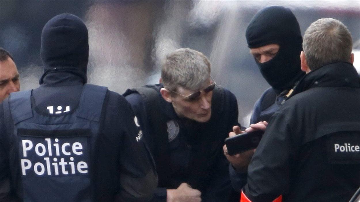 Les forces de l'ordre belges ont arrêté un autre suspect identifié comme étant Ali E. H. A.
