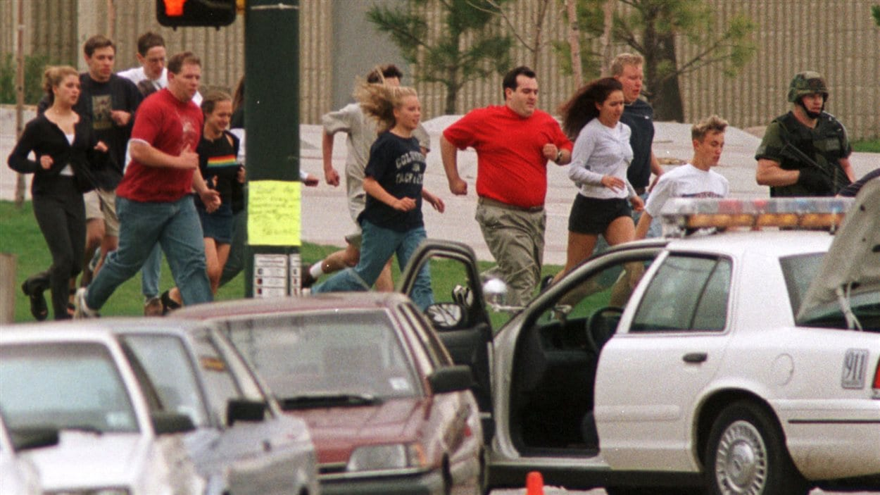 Fusillade à Columbine, en 1999