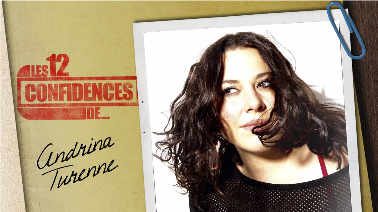 Les 12 confidences d'Andrina Turenne