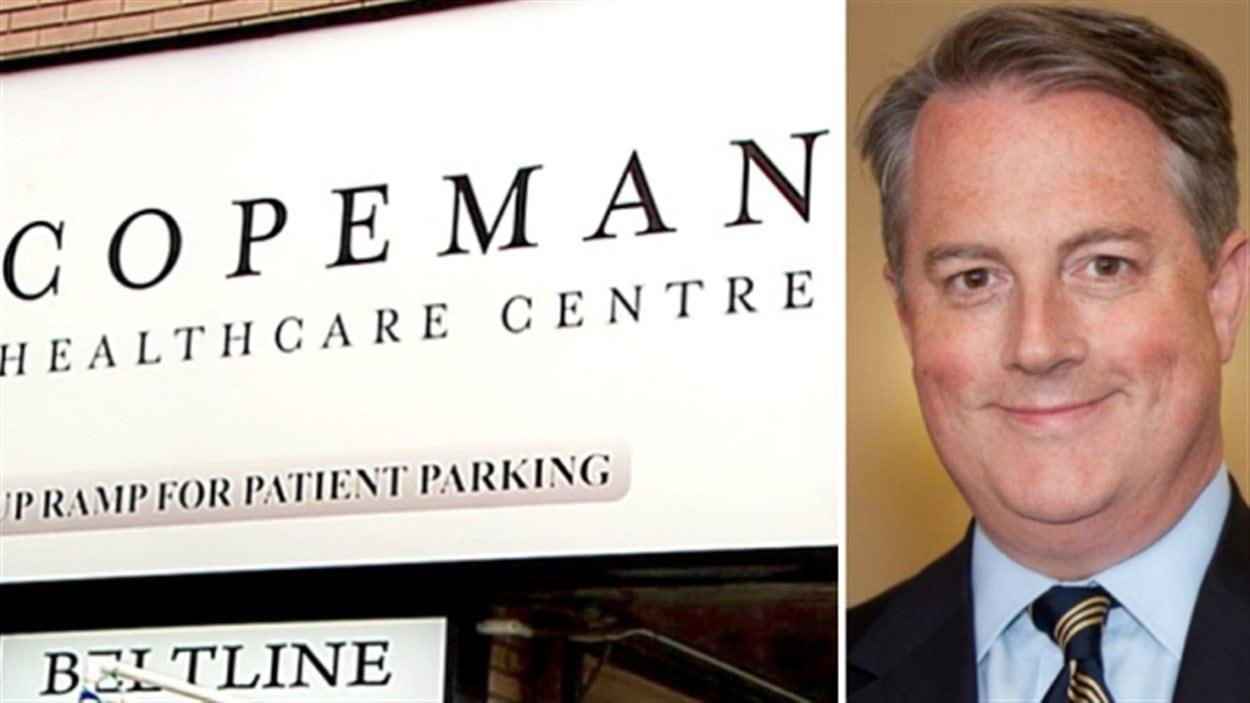 L'enquête de CBC démontre que la clinique Copeman de Calgary tente de dissuader ses clients qui ne peuvent plus payer leurs frais médicaux de consulter leurs médecins.
