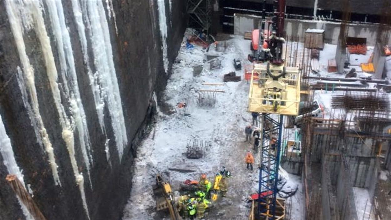 Le drame s'est produit le 23 mars dernier, sur un chantier à l'angle des rues Preston et Carling