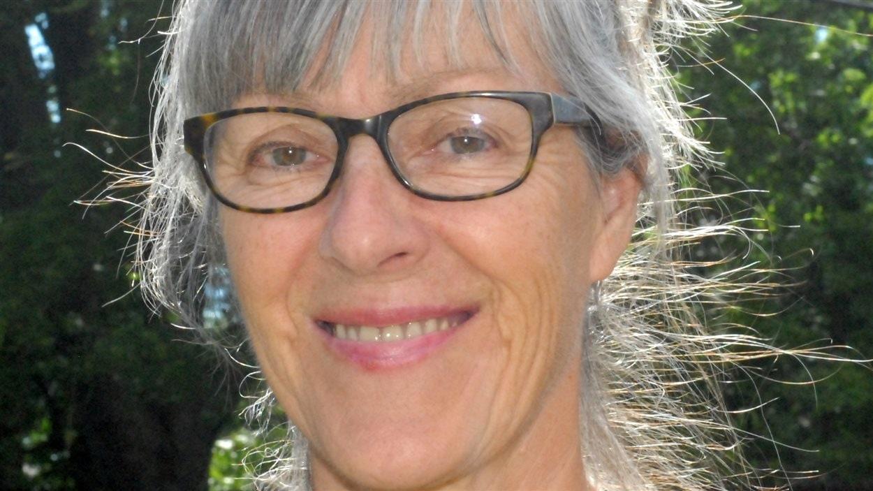 L'auteure Maria Normandin