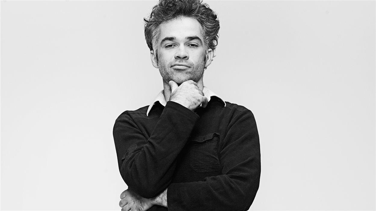 L'auteur Guillaume Campeau-Vallée