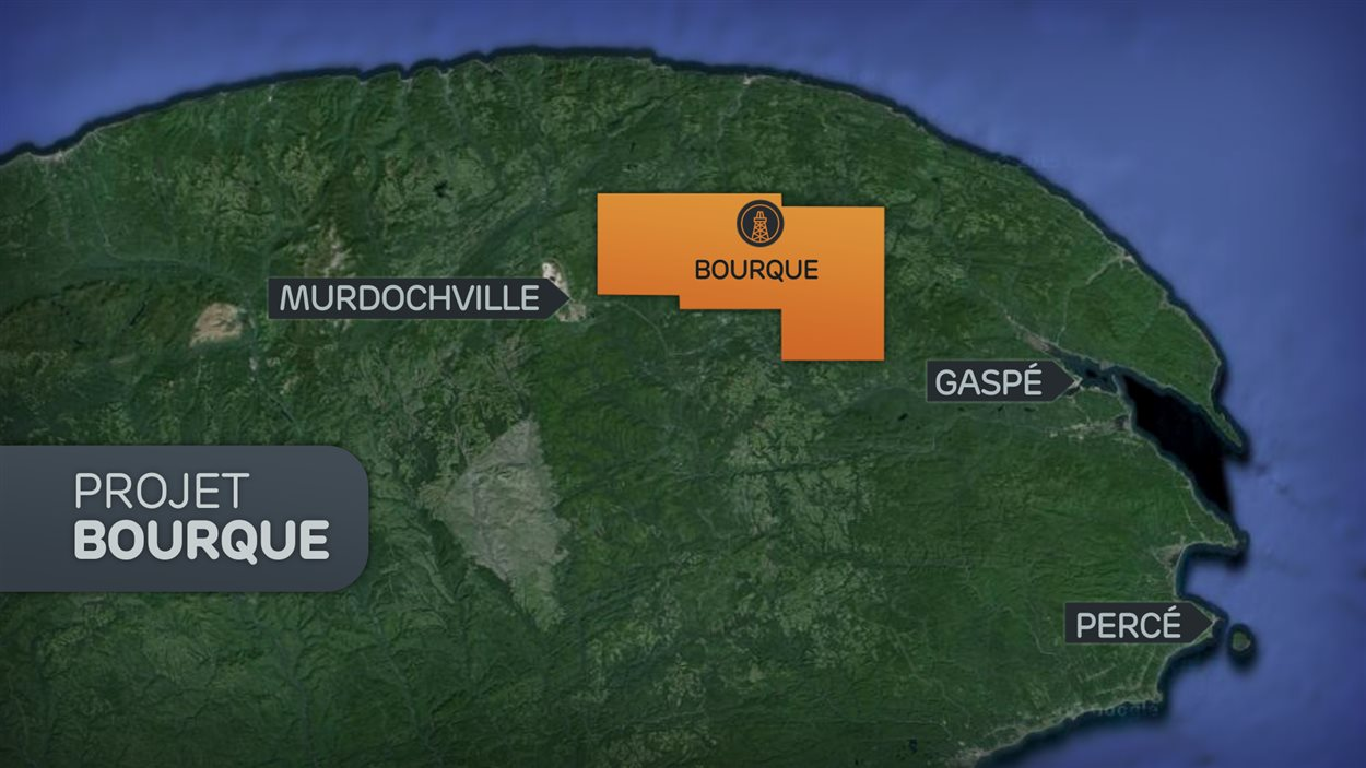 Projet Bourque en Gaspésie