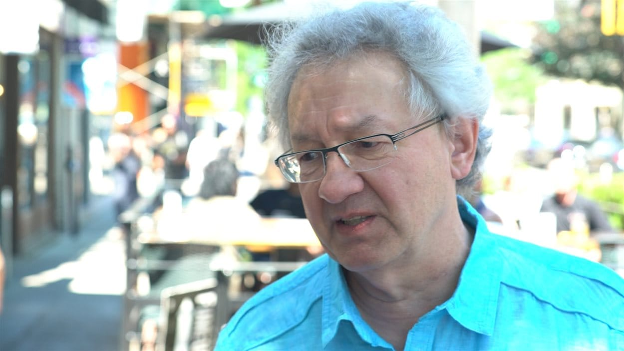 François Saillant, porte-parole du FRAPRU