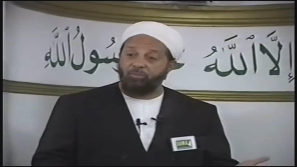 L'imam Abdullah Hakim Quick, de l'Institut islamique de Toronto