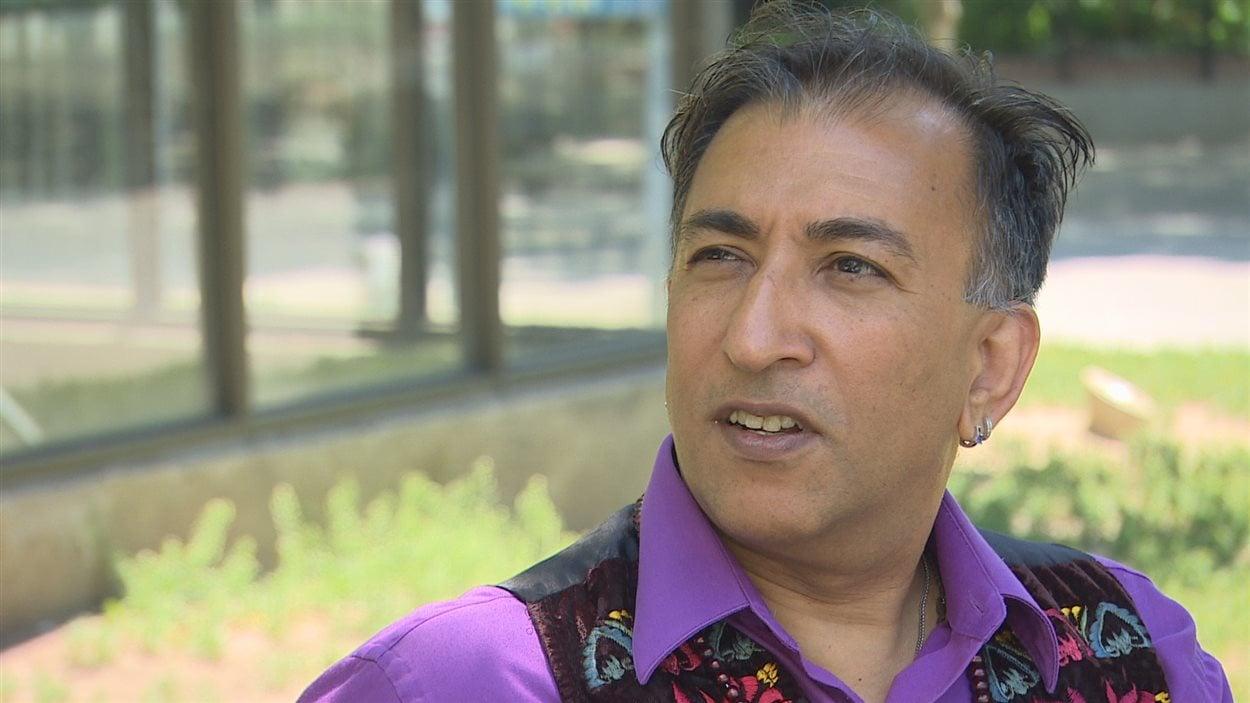 L'imam de Toronto El-Farouk-Khaki est ouvertement gai