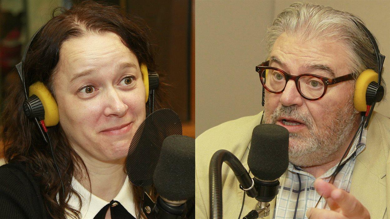 Karine Prémont et Donald Cuccioletta, deux grands spécialistes de la politique américaine