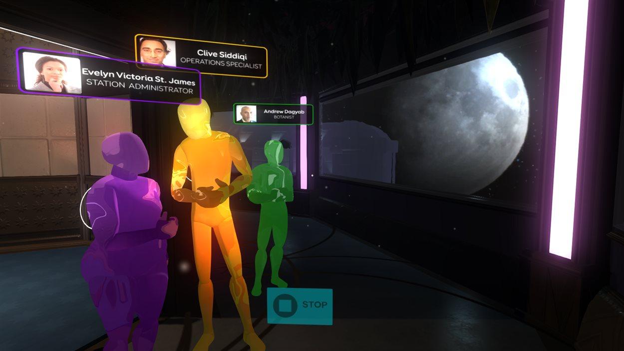 Le jeu vidéo Tacoma sera lancé au printemps 2017 sur PC et Xbox One.