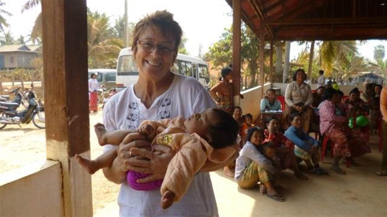 Mission de reconnaissance de CORCOVADO au Cambodge