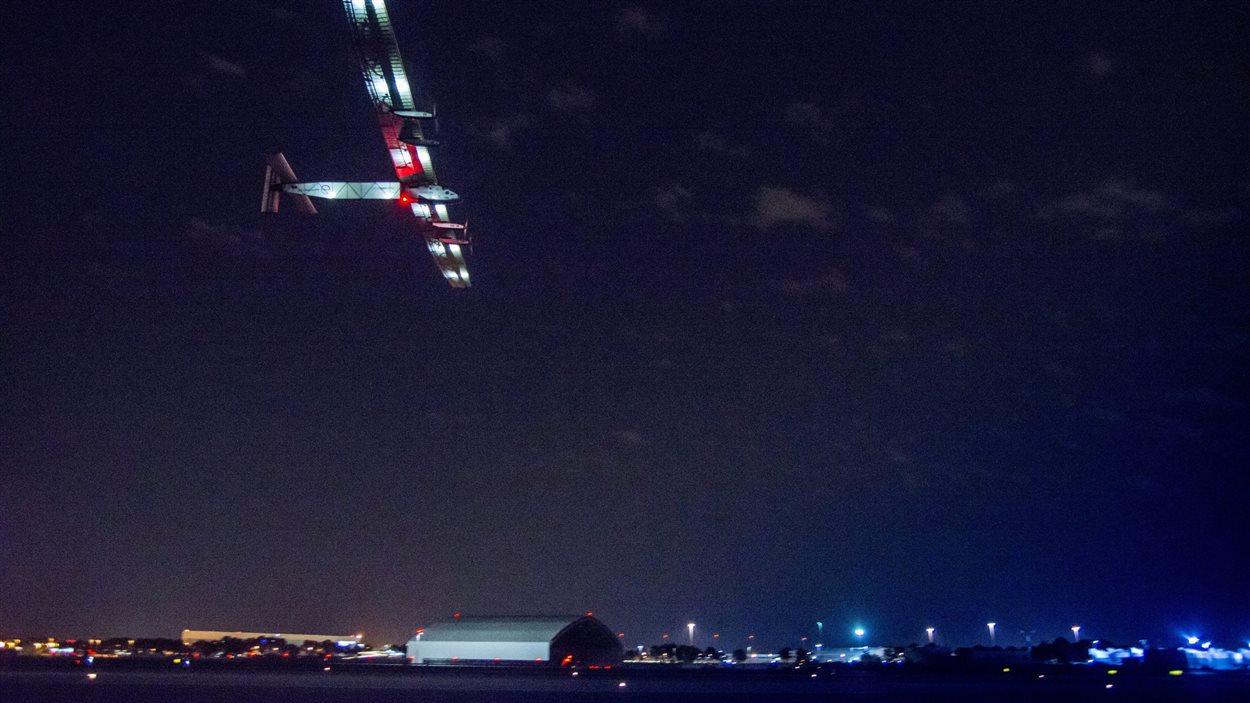 Le Solar Impulse 2 survole l'Atlantique vers l'Europe (20 juin)