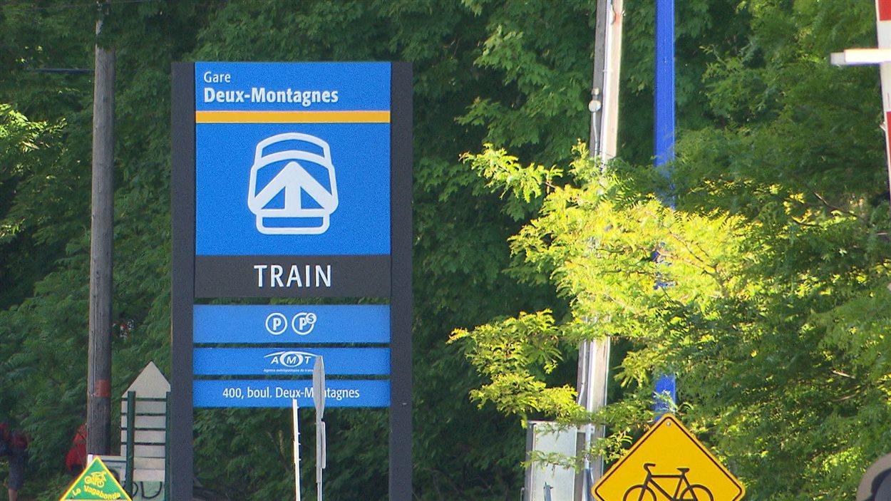 Gare de Deux-Montagnes