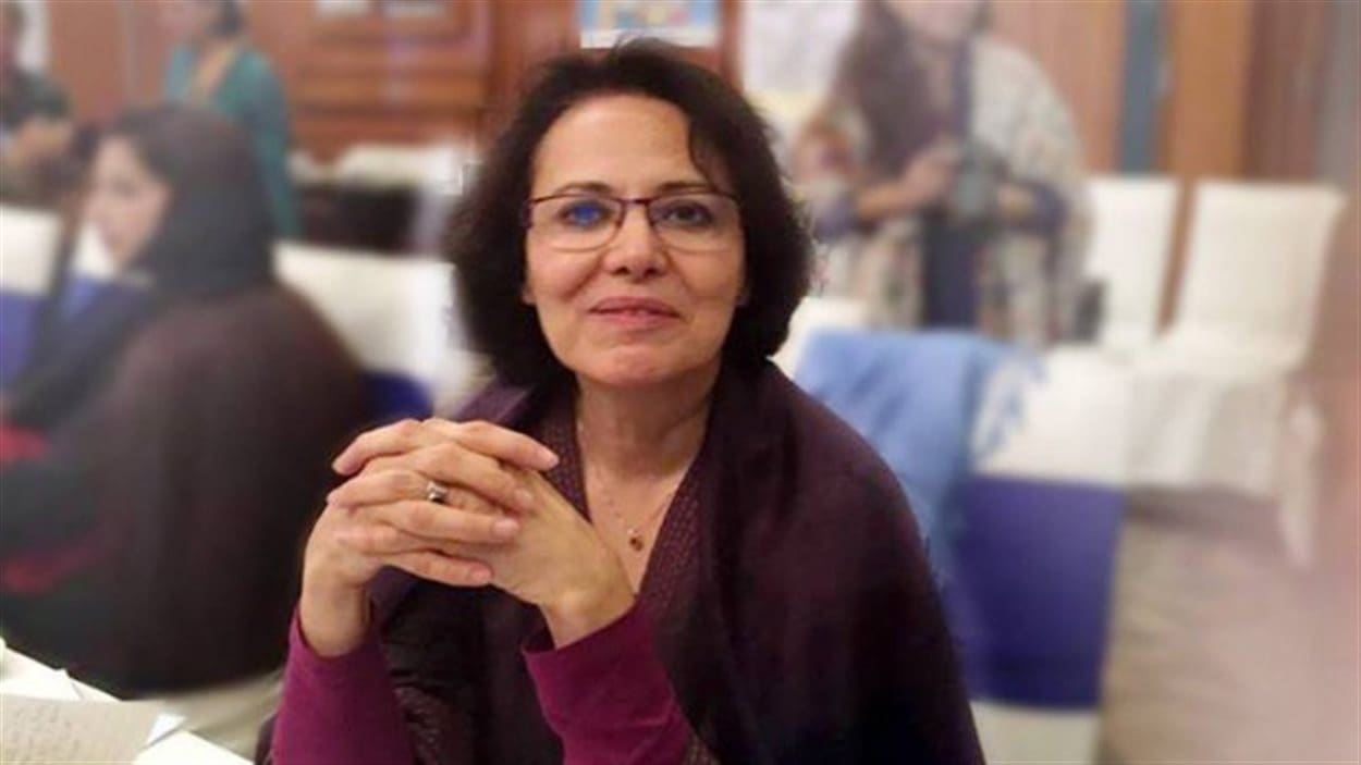 L'anthropologue irano-canadienne Homa Hoodfar
