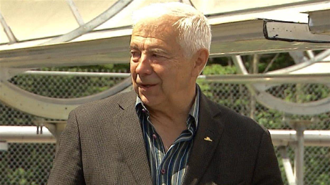 Alain Lemaire, cofondateur et président du conseil d'administration de Cascades.