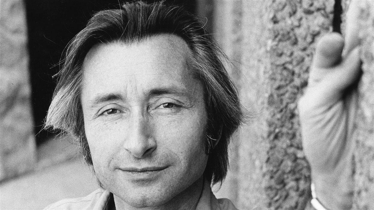 Claude Jean Devirieux, en 1974