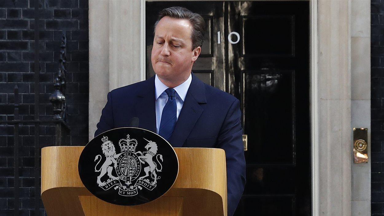 David Cameron a annoncé qu'il quittera son poste d'ici les trois prochains mois.