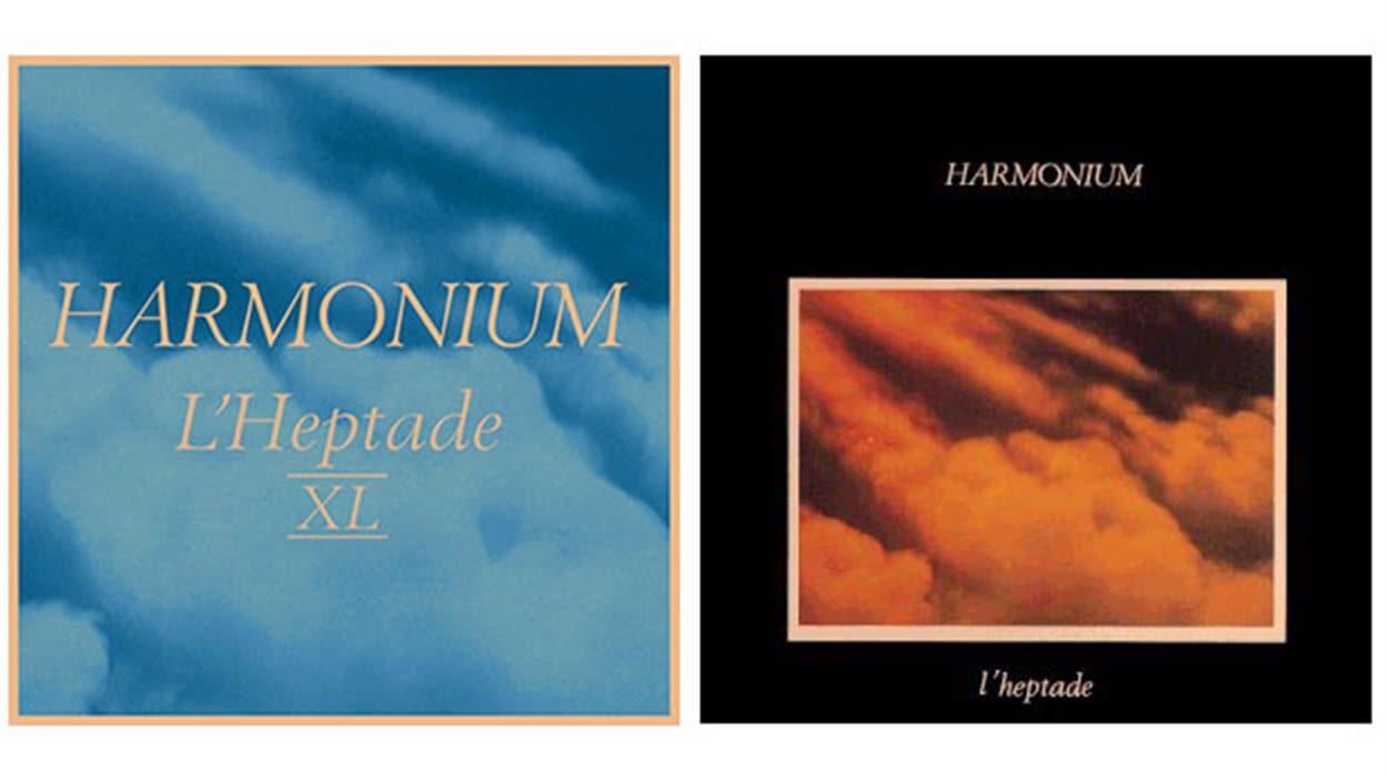 Les albums «L'heptade» et «L'heptade XL»