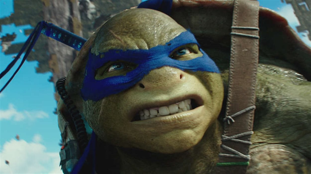 Le film « Ninja Turtles 2 »