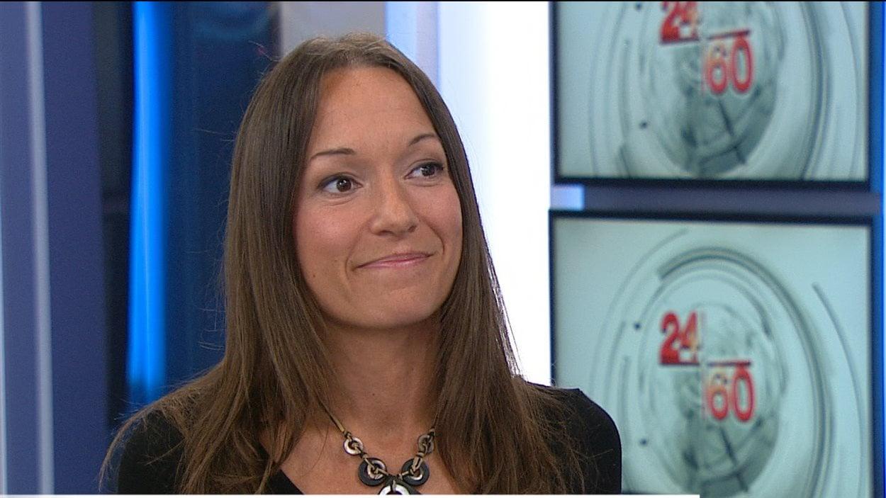 La Dre Marie-Ève Morin, de la Clinique Caméléon, dit que la marijuana, même légale, sera toujours nocive.