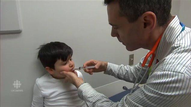 En que consiste la prueba de alergia a la penicilina