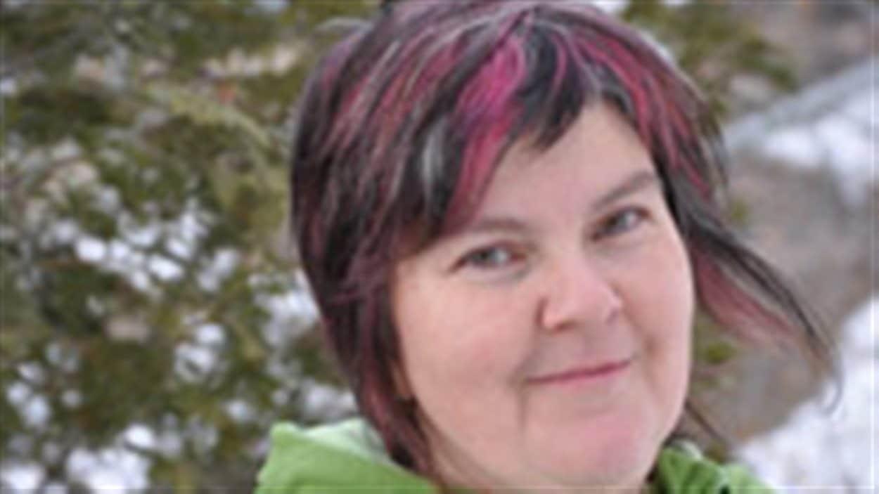Julie Grenier, coordonnatrice de projets au conseil de la gouvernance de l'eau des bassins versants de la rivière Saint-François