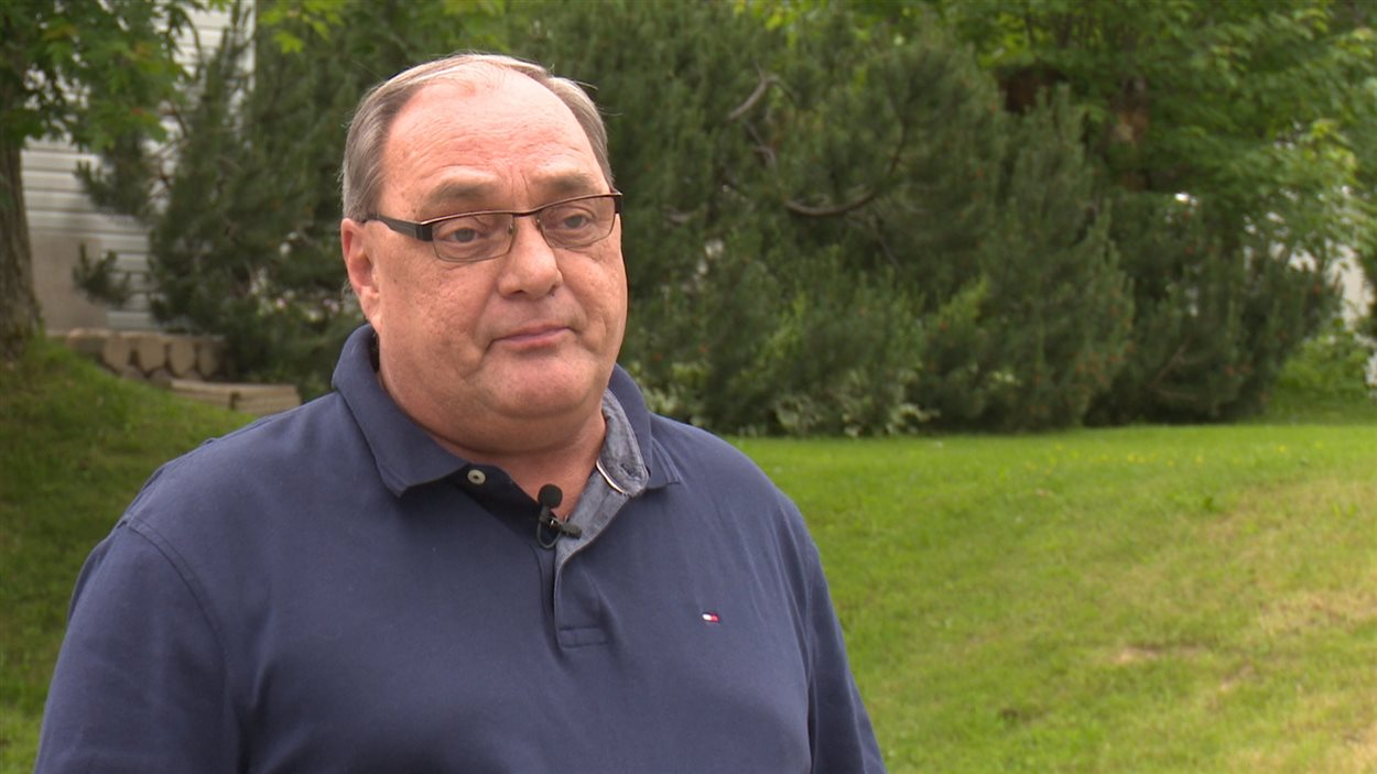 Maurice Quesnel, directeur de la Chambre de commerce