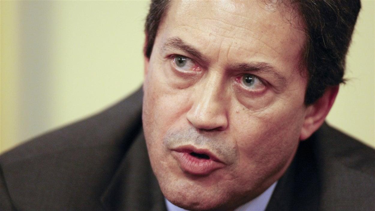 Georges Fenech, député Les Républicains