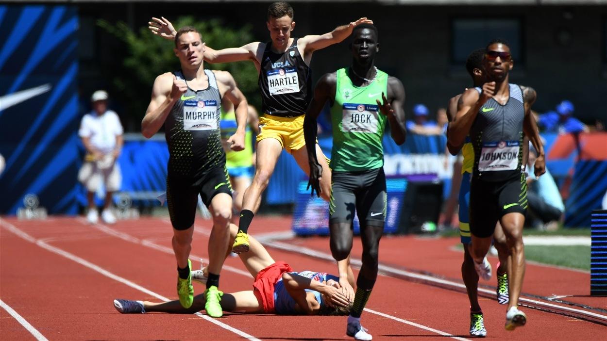 Essais olympiques américains