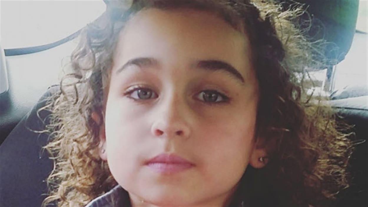 Taliyah Leigh Marsman, 5 ans
