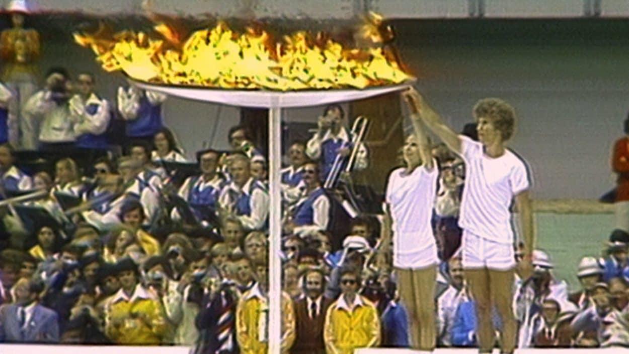 Ouverture des Jeux de Montréal le 17 juillet 1976
