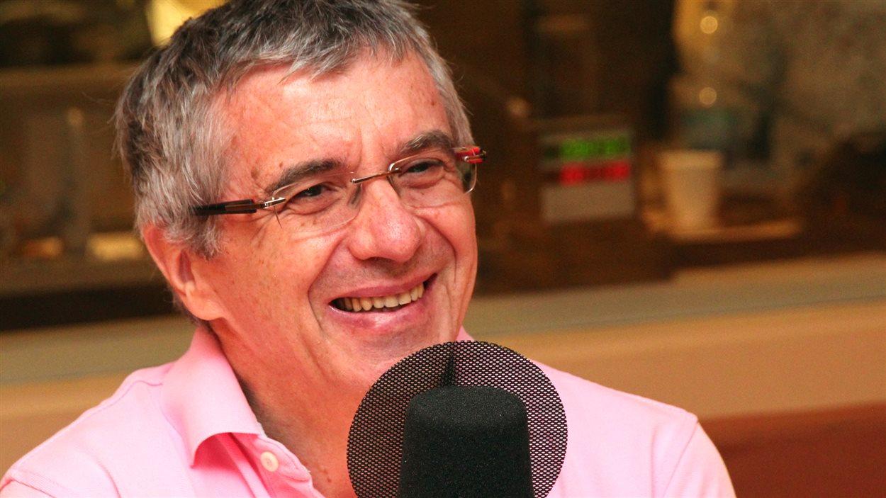 Le Dr Richard Béliveau
