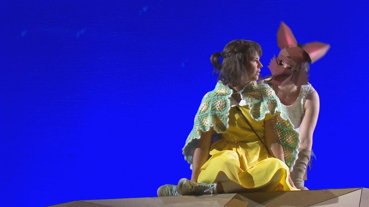La pièce Mon petit prince est présentée jusqu'au 19 août à Bonaventure