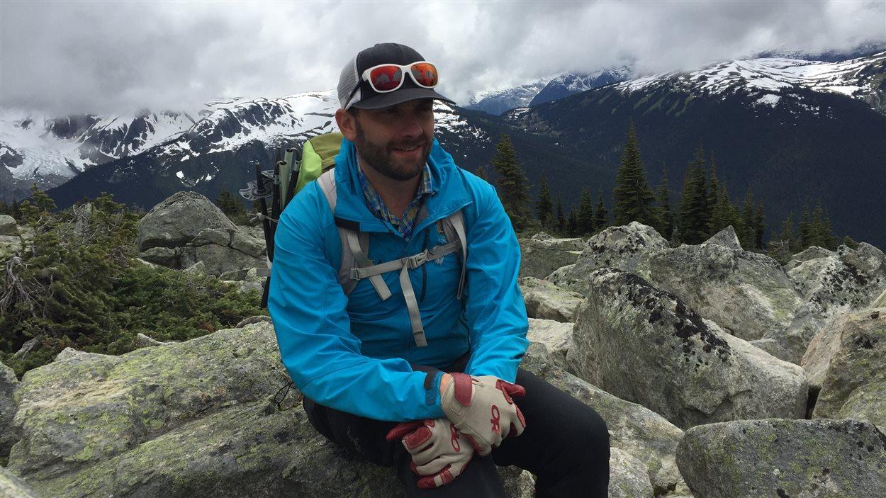 Le guide François-Xavier Gagnon dit qu'on a tous besoin de faire le plein de nature