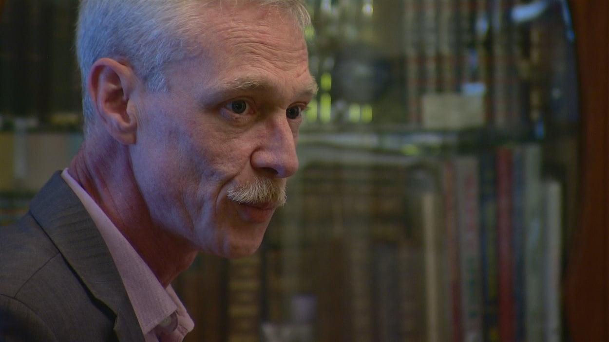 John Horrigan collectionne des cartes depuis une vingtaine d'années.