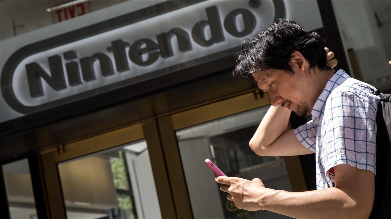 Nintendo rappelle qu'elle n'a pas développé Pokémon Go, mais qu'elle détient des parts dans le studio qui l'a lancé.