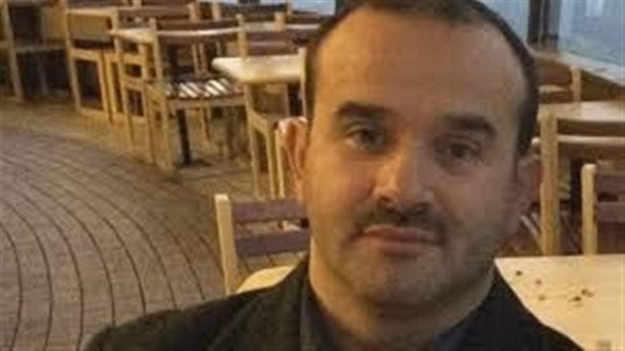 Davud Hanci est détenu en Turquie après la tentative de coup d'État du 15 juin.