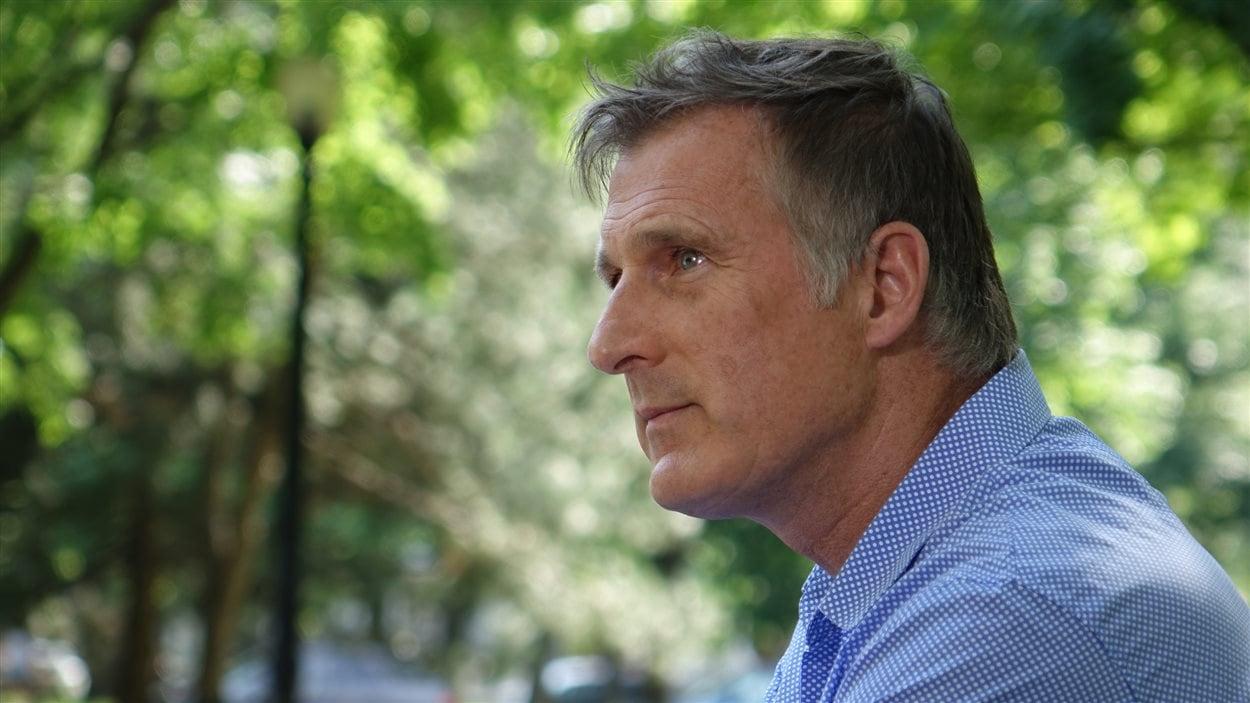 Le député de Beauce, Maxime Bernier.
