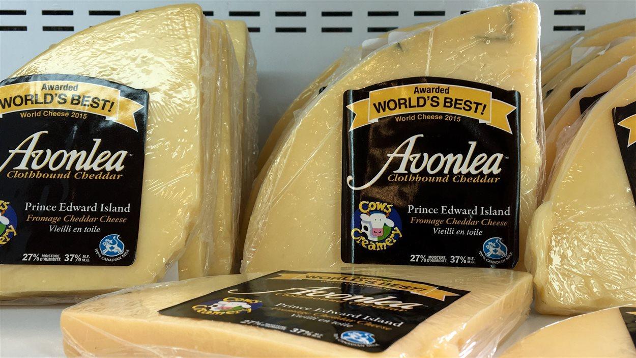 Les fromages de Cows Creamery accumulent les prix depuis quelques années.